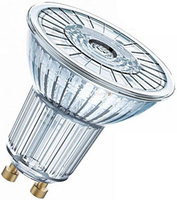 OSRAM GLASS GU10 LED 4.3W 350LM 36° 2.7K ND | LV1303.0134