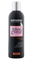 Animology Feline Great Cat Shampoo Peach 250ml x 1