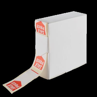 LYNX SAS3 25x51mm removable labels 'Sale Price' (Dispenser Box 500)