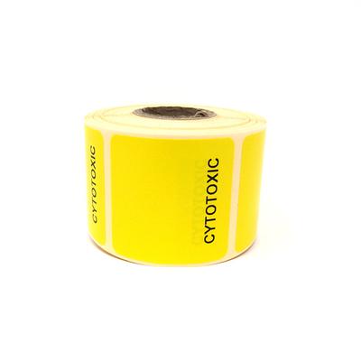 Purfect Prescription Bag Label (500) - Cytotoxic