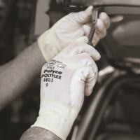 Polyco PolyFlex Seamless Polyurethane Glove