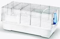 MPS Indoor Indoor Rabbit Cage 100cm x 3