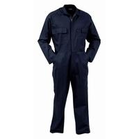 Turu Industrial Long Sleeve Maxim Cotton Zip Overall 310gsm