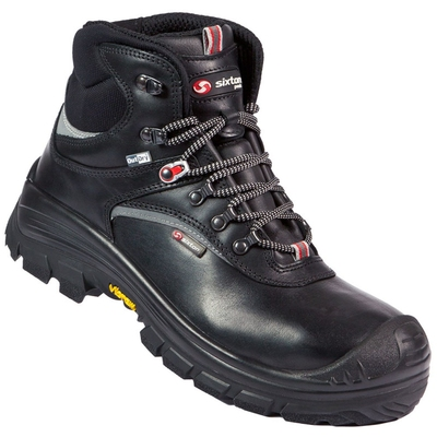 Sixton Peak Eldorado Outdry Waterproof Anti-Penetration Midsole Lace Up Ankle Safety Boot