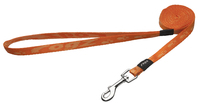 Rogz Alpinist Orange Small (Kilimanjaro) Fixed Lead 1.4m x 1