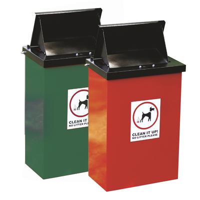 Dog Waste Bin (Chute)