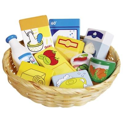 Basket of Groceries
