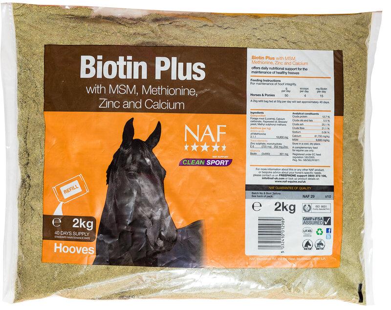 NAF Biotin Refill 2kg