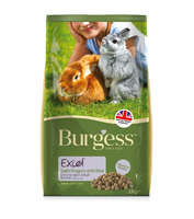 Burgess Excel Rabbit Light 2kg [Zero VAT]