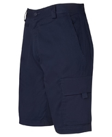 Lightweight Cotton Cargo Work Short / Pocket Flaps 190gsm