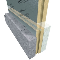 Cavity Insulation 122mm Full Fill - 1.6M2 Pack - Quinn IsoShield