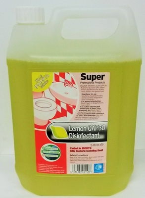 LEMON DISINFECTANT 5ltr