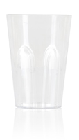 Polycarbonate Tumblers 25cl. Case of 36.
