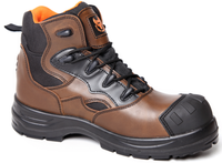 REDBACK Earth Waterproof Boot S3 SRC (Composite Toe Cap)