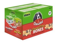 Chewdles Assorted Mini Bones 10kg