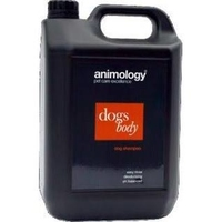 Animology Dogs Body Shampoo 5 Litre x 1