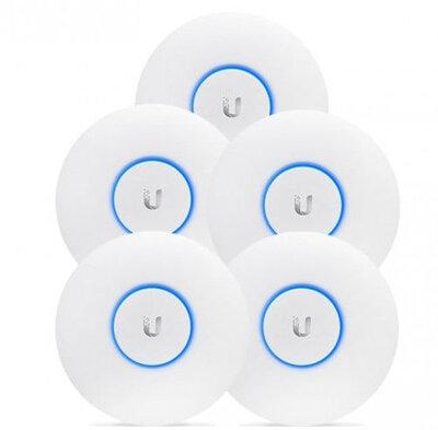 UBNT Unifi UAP-AC-LR Long Range AP 5 x Pack