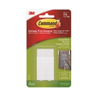 Command Easel Back Picture Hanging Strips