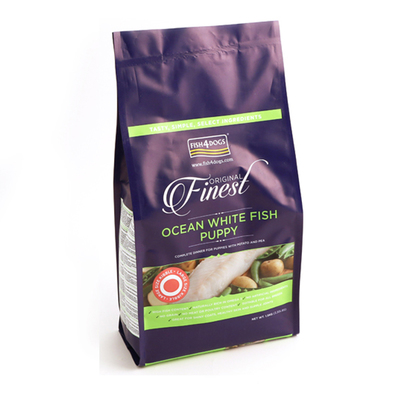 Fish4Dogs Finest Puppy Ocean White Fish Large Kibble 6kg
