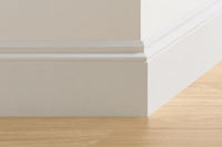 OGEE PAINTABLE SKIRTING 2.40m
