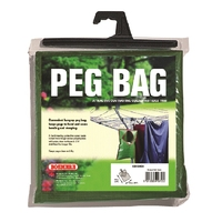 Bosmere Waterproof Peg Bag