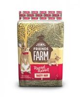 TFF Tasty Meadow Hay 17 Litre / 2kg x 5  [Zero VAT]