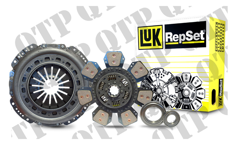 Luk Tractor Clutches : Clutch kit ford  quot dual power quality