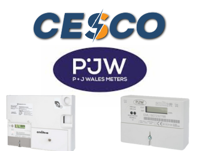 Our New Range Of P & J Wales Meters