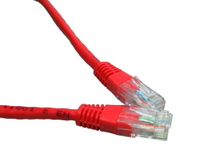 CAT6 High Quality Patch Lead 1.5mtr - RED