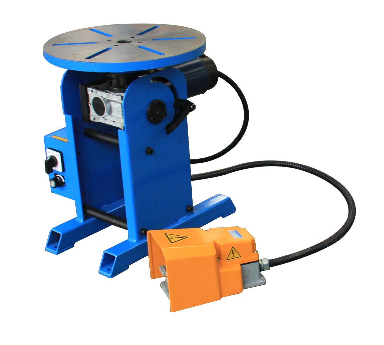 Welding Positioner 330mm, 0-90°, 230V Sureweld Dublin