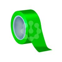19mm X 20 Mtr PVC Tape Green