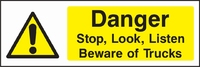 Warning and General Sign WARN0006-1642