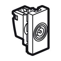 Arteor TV 0-2400 MHZ Single Shielded - White  | LV0501.0515