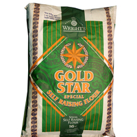Flour (Self-Raising)-Naan Atta-Goldstar-(16kg)