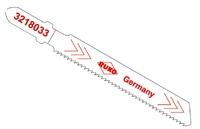 Ruko HSS Bi Metal Jigsaw Blade 21TPI 77mmx7.5mmx1mm