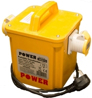 Power 3.3 KVA Transformer 2 Outlet
