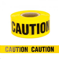 Barrier Tape Caution - Heavy Duty 75mm x 250m