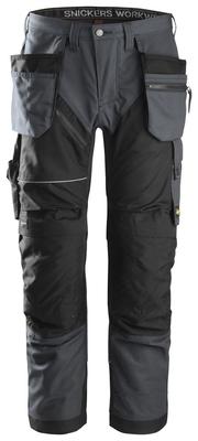 Snickers Grey/Black Ruffwork Trousers