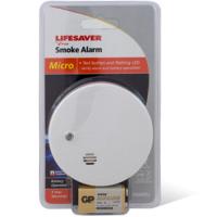 Kidde Lifesaver Domestic Smoke Detector