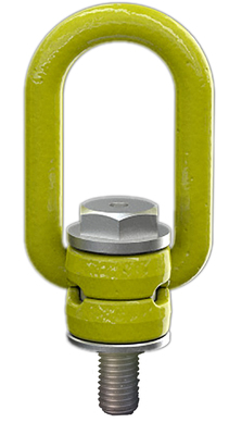 Gunnebo De-Centred Lifting Point DLP Longer Bolt | Metric Thread