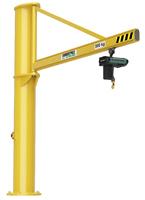 Verlinde VFTS Overbraced Column Mounted Jib Crane