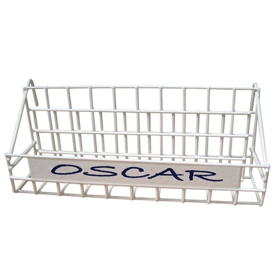Purfect Cage Gate Record Medication Holder