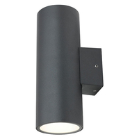 ANSELL 29W Doppio 4000K Wall Light Graphite
