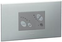 Arteor Keypad Volume Control - Magnesium  | LV0501.0986