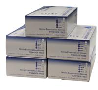 DMI - NITRILE GLOVES LARGE