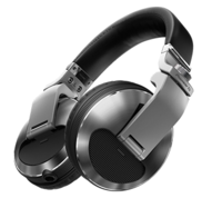 Pioneer HDJ-X10-S (Silver) | Flagship professional over-ear DJ headphones (Silver)