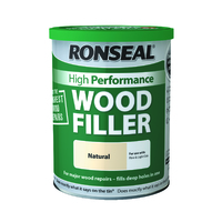 Ronseal High Performance Wood Filler 1kg Natural