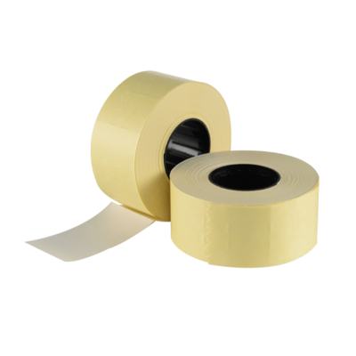 LYNX CT7 26x16mm Labels - White Removable (Sleeve 10k)