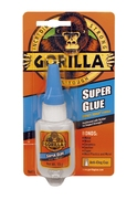 GORILLA SUPER GLUE 15grm BOTTLE