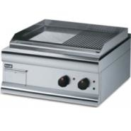 Lincat GS6/TR Griddle Half Ribbed 600x600mm - 4kw
